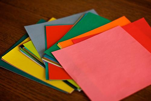 Origami Hearts 7