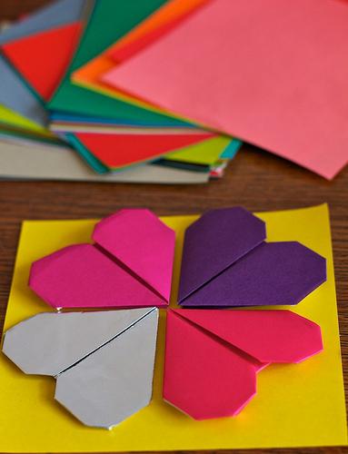 Origami Hearts 23