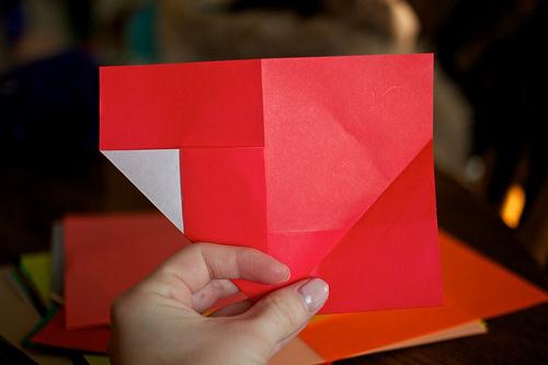 Origami Hearts 45