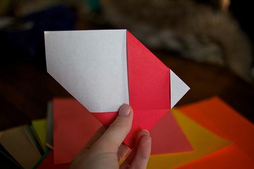 Origami Hearts 50