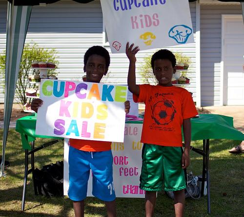 Cupcake Sale! 86