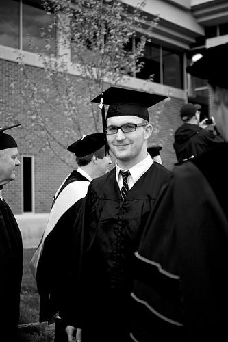Ryan's AU Graduation 91