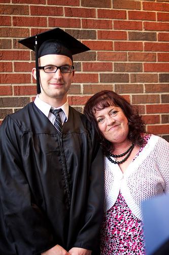 Ryan's AU Graduation 42