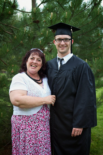 Ryan's AU Graduation 78