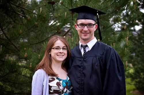 Ryan's AU Graduation 85