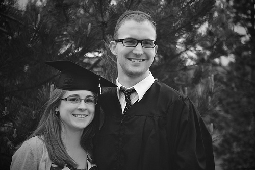 Ryan's AU Graduation 88
