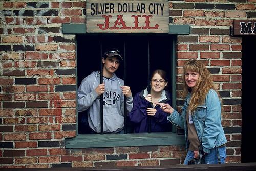 Silver Dollar City Trip 84